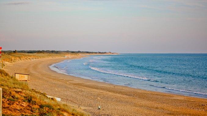 Randonnées sur les plages de l'île de Ré